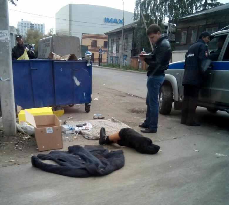 Следственный Комитет возбудил уголовное дело об убийстве инвалида в Томске