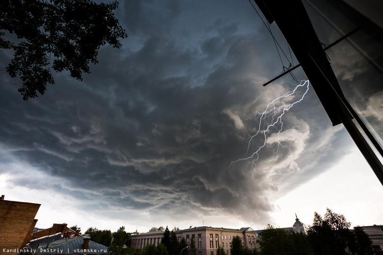 Томские ученые создали комплексы онлайн прогнозирующие погоду и возможные ЧС