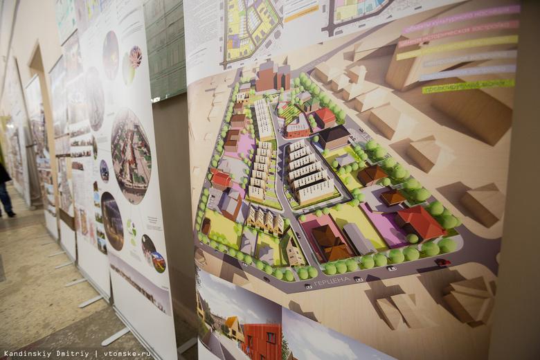 Ни один из проектов застройки исторического центра не решает проблем с транспортом