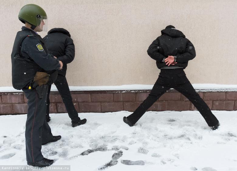 Задержаны две группировки наркоторговцев-рецидивистов