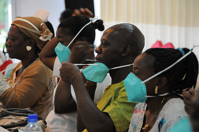 Лихорадка Эбола добралась до Сенегала
