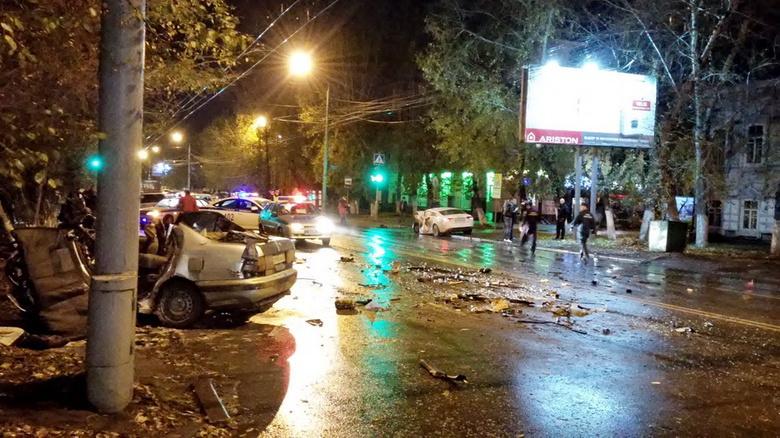 Водитель из Томска приговорен к 8 годам колонии за ДТП с 3 погибшими