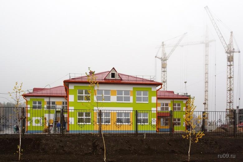 ТДСК завершила строительство двух детских садов