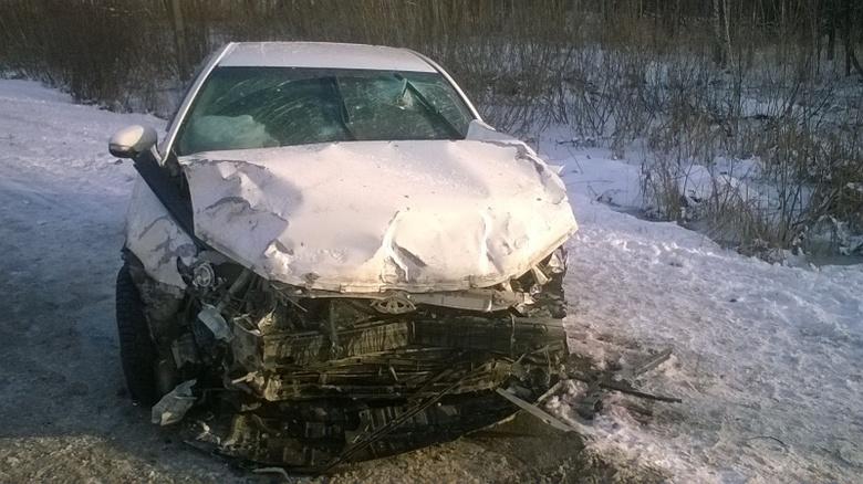 В тройном ДТП на трассе Томск — Мариинск погибли водитель и ребенок