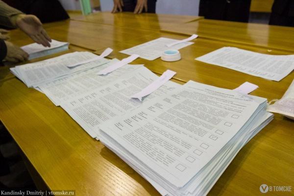 Списки на выборы в гордуму подали девять партий