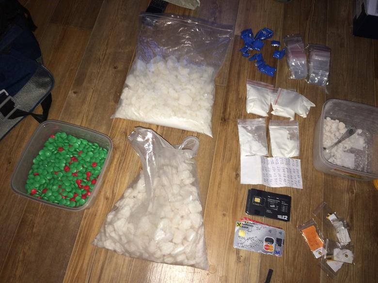 В Томске у студента-юриста изъяли 10,5 кг синтетических наркотиков