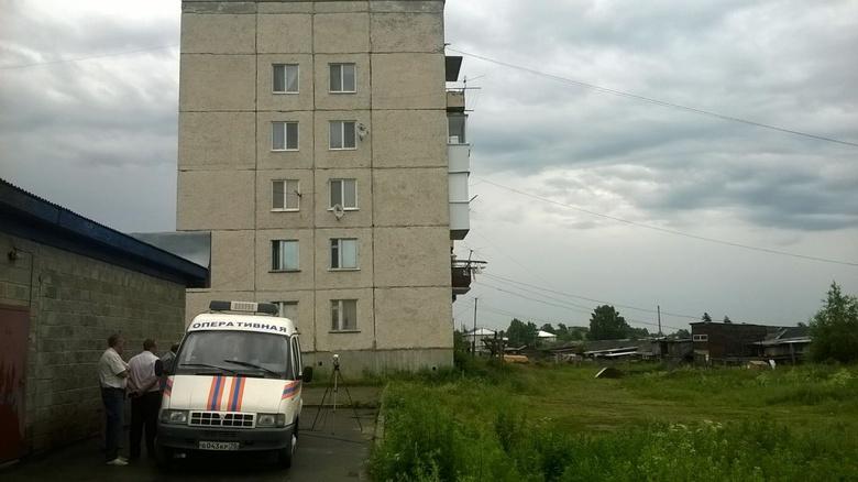 Причиной ЧП в пятиэтажке в Томском районе могли стать нарушения при строительстве
