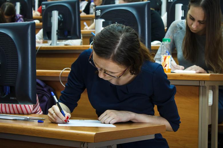 Большой этнодиктант вТомской области написали неменее 500 человек