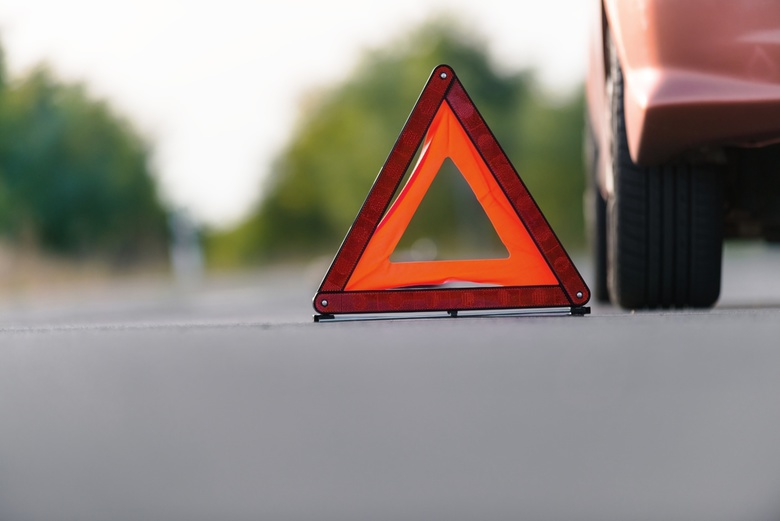 Престарелая женщина угодила под колеса иномарки вТомске