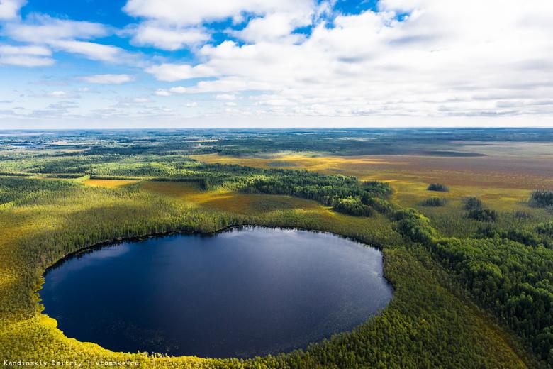 озеро ларино томская область рыбалка