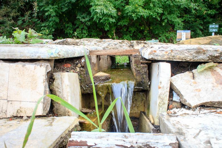 Инвестор благоустроит территорию родника в томском поселке