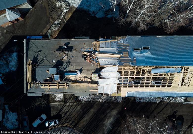 Власти отчитались о ходе ремонта многоквартирников в Томской области