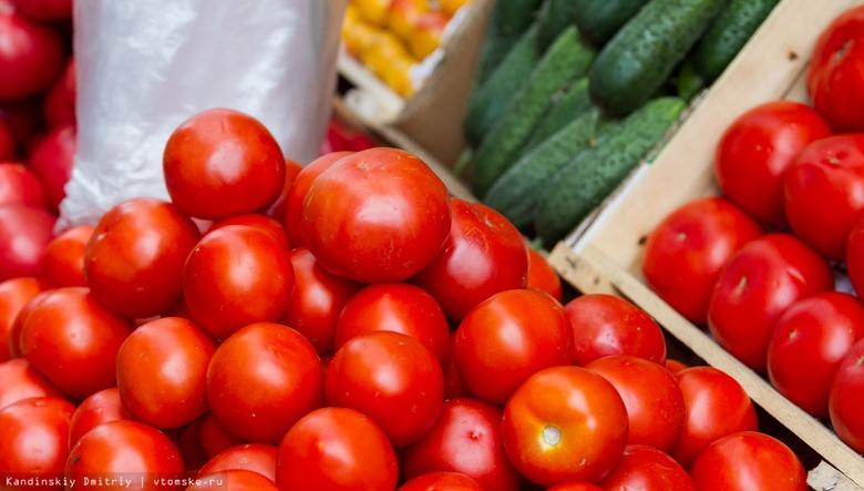 Порядка 90 кг некачественных овощей сняли с продажи в Томске