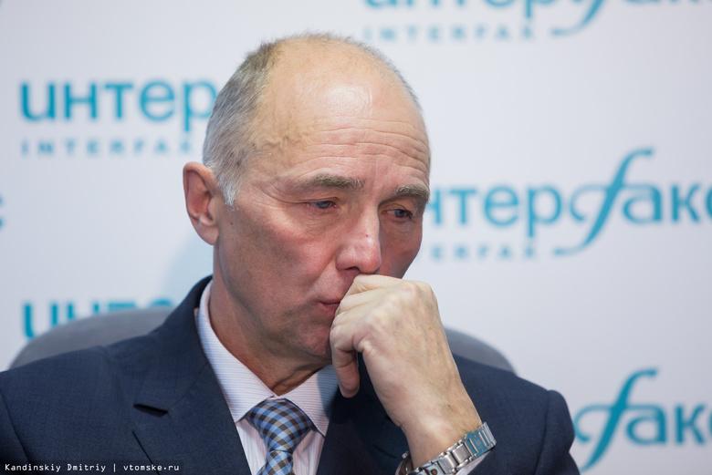 Глава Томского района Владимир Лукьянов подал в отставку