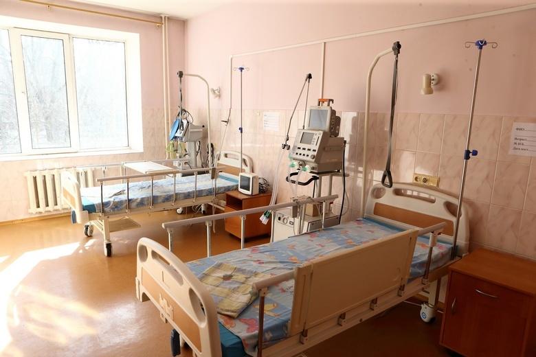 Респираторный госпиталь на 350 коек для больных с COVID-19 открылся в Томске