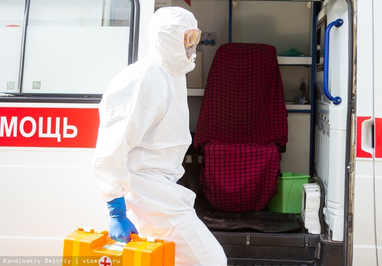 Томские врачи зафиксировали еще пять смертей от COVID