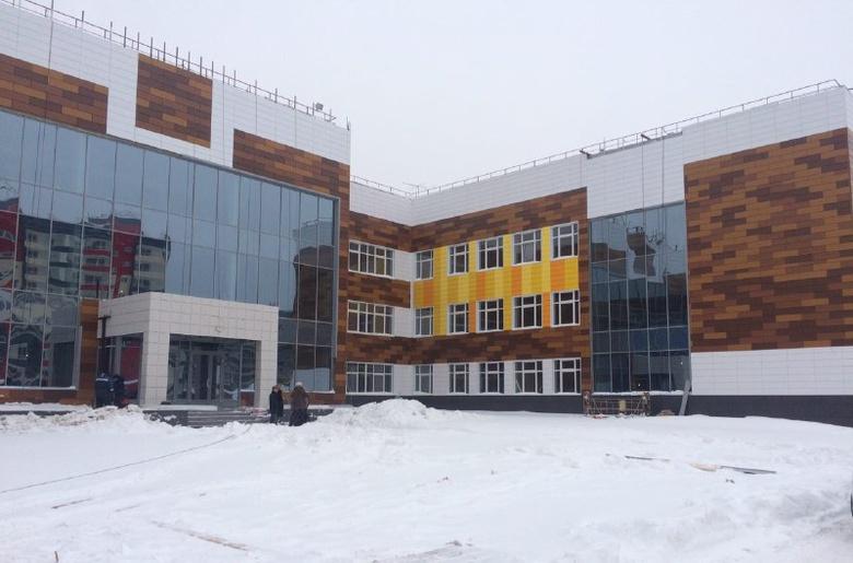 Мэрия Томска: новая школа в Зеленых горках введена в эксплуатацию