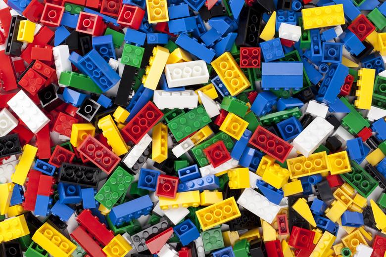 Томским детсадовцам объяснят механику при помощи Lego