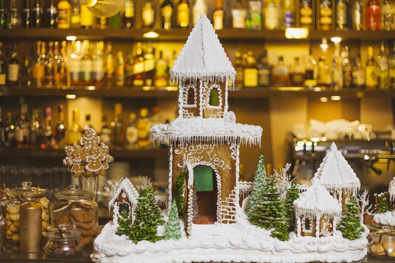 Где провести новогоднюю ночь?
