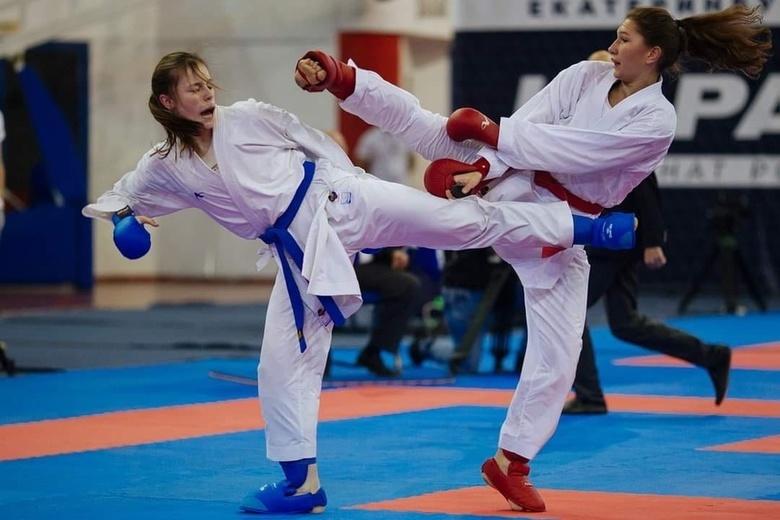Томички завоевали бронзовые медали чемпионата России по карате