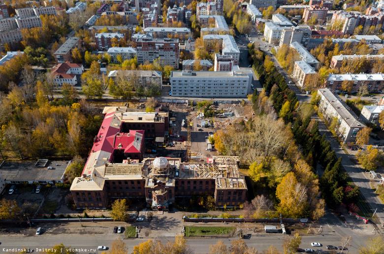 Музей может появиться в здании ТВМИ вместо школы