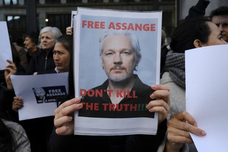 Суд Лондона отказал США в экстрадиции Джулиана Ассанжа