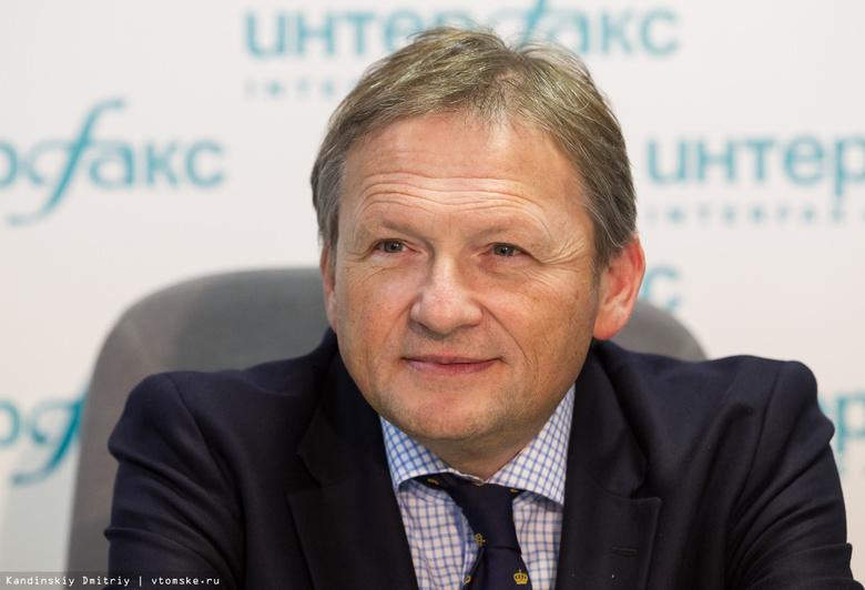 Кандидат в президенты РФ Борис Титов посетит Томск