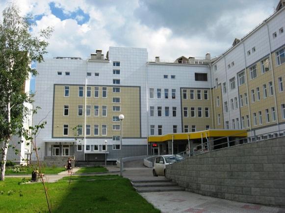 Главврачом перинатального центра стала Ирина Евтушенко