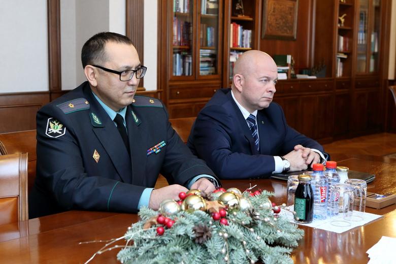 Новый главный судебный пристав назначен в Томской области