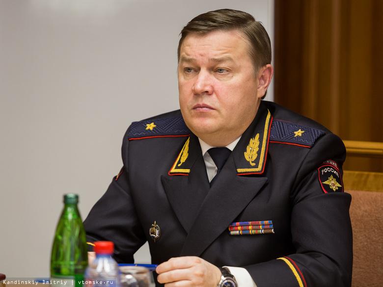 Экс-глава УМВД Митрофанов стал свидетелем по делу бывшего начальника томского УБЭП
