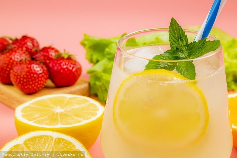 Готовить просто: домашний лимонад за 10 минут