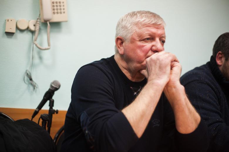 В суде над Оккелем был поднят вопрос о прочности дамбы на Степановке (фото)