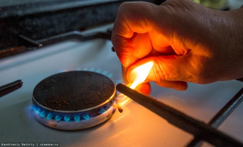Пять территорий Томска планируют газифицировать до 2024г
