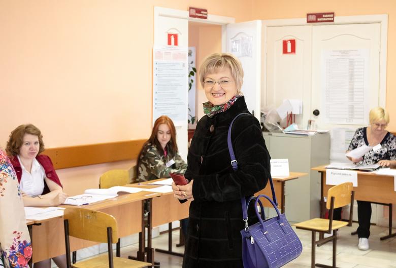 Все кандидаты на пост губернатора Томской области проголосовали на выборах
