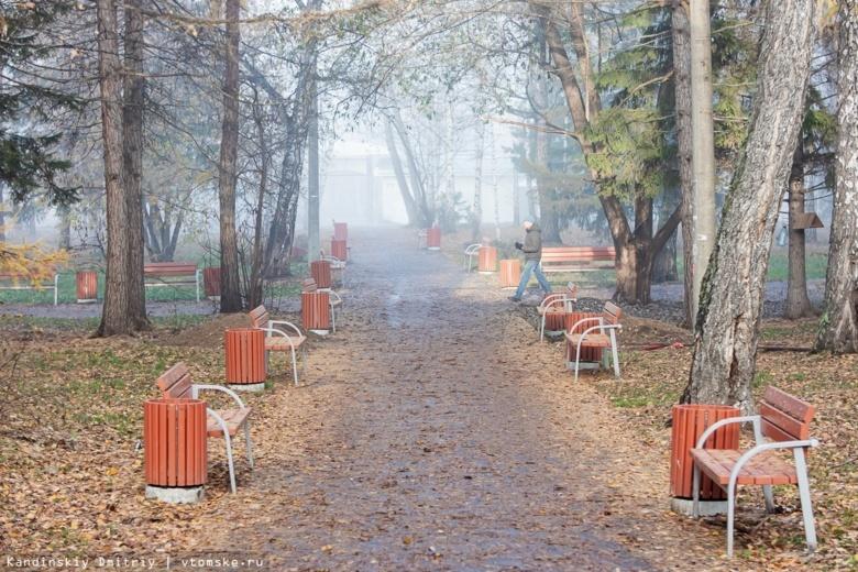 Ночную температуру до -15°С прогнозируют синоптики в конце октября в Томской области