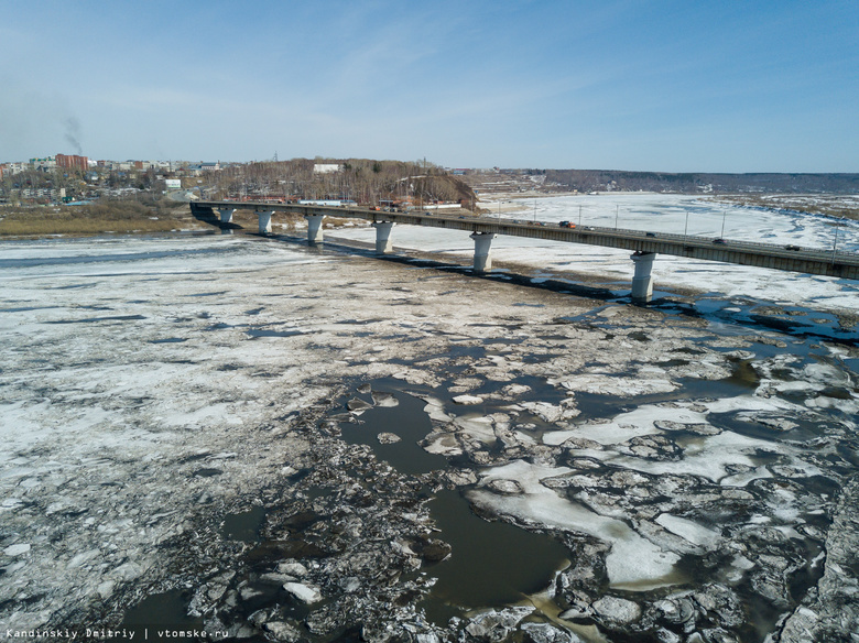 Аукцион на мониторинг Томи в местах ледовых заторов объявили на 1 млн руб