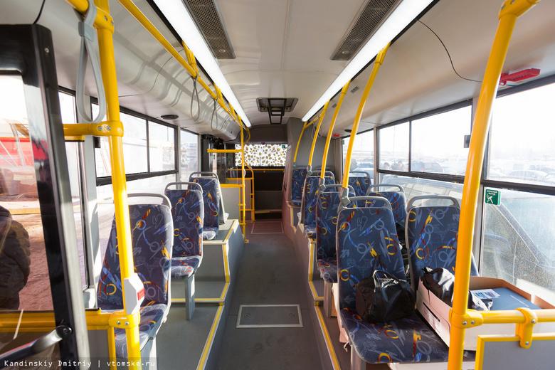 В автобусах «Томскавтотранса» может появиться система безналичного расчета