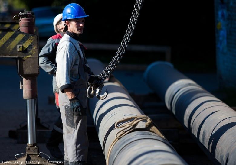 Ветхие теплосети у «Сибкабеля» отремонтируют летом за 113 млн руб