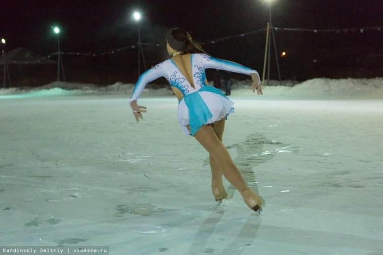 Мэрия: 30 ледовых катков откроются в Томске к середине декабря