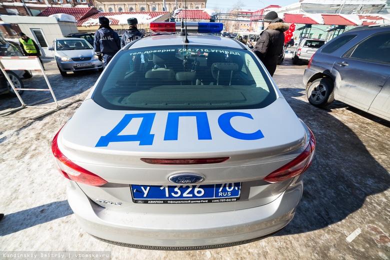 ГИБДД заявила об увеличении смертельных ДТП на дорогах Томской области