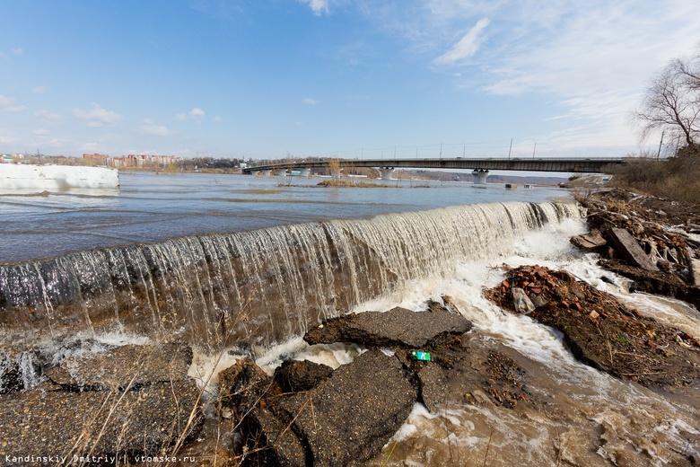 Эксперты прогнозируют подтопление в одном из районов Томской области