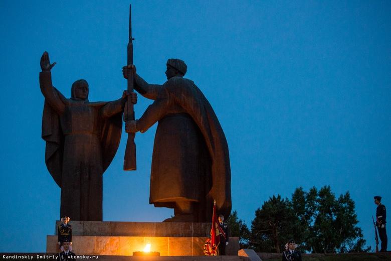 Совет ветеранов попросил томичей уважительнее относиться к Лагерному саду