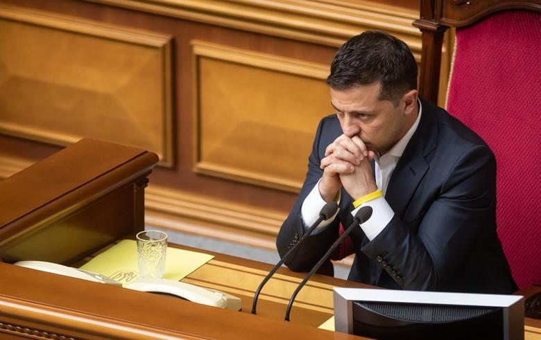 Украина назвала главную ошибку Зеленского в отношениях с Россией