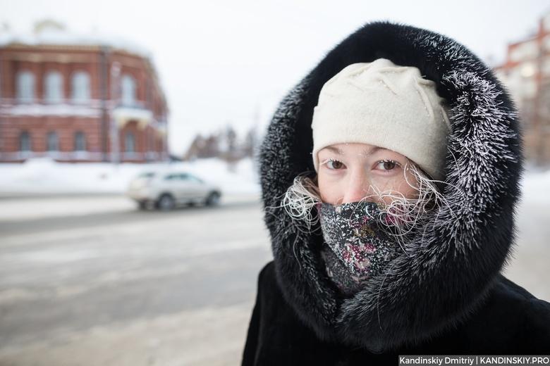 Первая декада февраля в Томской области стала самой холодной за 133 года