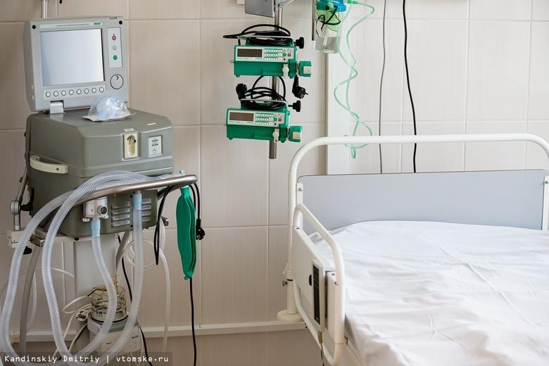 Число свободных коек для COVID-больных в Томске продолжает снижаться