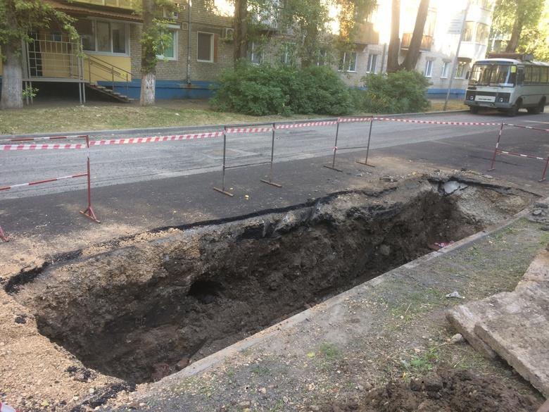 Власти Томска: ремонт теплосетей на только что отремонтированных дорогах недопустим