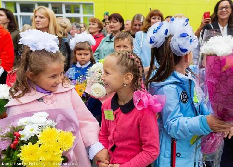 В Томской области оценили расходы на питание для школьников 1-4 классов