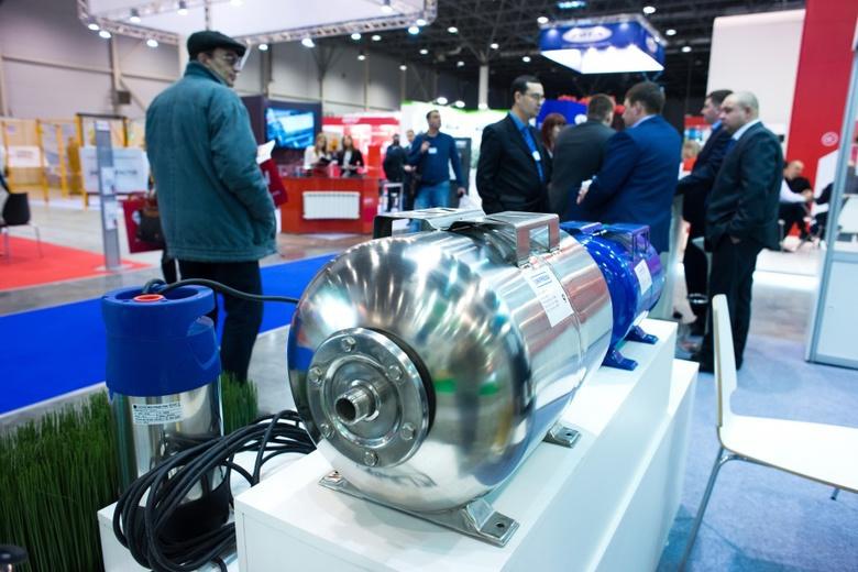 Aquatherm Novosibirsk-2017: оборудование для отопления, водоснабжения и вентиляции