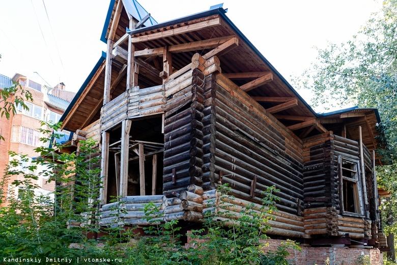 «Томлесстрой» планирует реконструировать дом Оржешко в 2021г