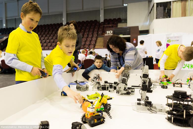 Будущее наступило: российский этап RoboCup-2018 стартовал в Томске